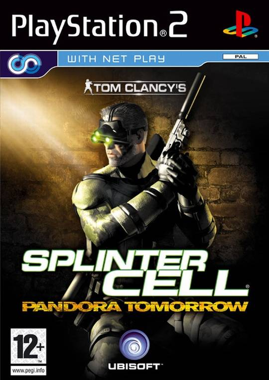 Tom Clancy's Splinter Cell: Pandora Tomorrow - PS2