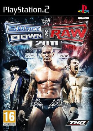 WWE Smack Down vs Raw 2011 - PS2