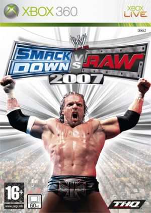 WWE SmackDown! vs. Raw 2007 - Xbox 360