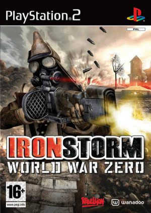 World War Zero: IronStorm - PS2