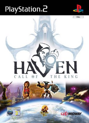 Haven call of the kings ps2