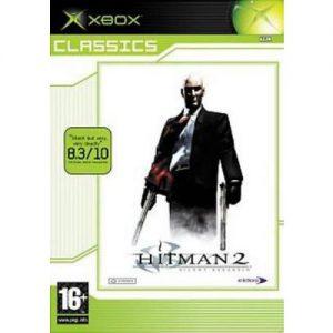 Hitman 2 Silent assassin - Classics - Xbox