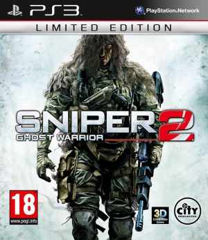 Sniper: Ghost Warrior 2 - Limited edition - PS3