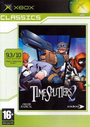 TimeSplitters 2 - Classics - Xbox