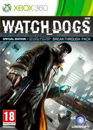 watch dogs special edition xbox 360