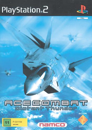 Ace Combat: Distant Thunder - PS2