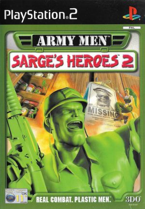 Army Men: Sarge's Heroes 2 - PS2