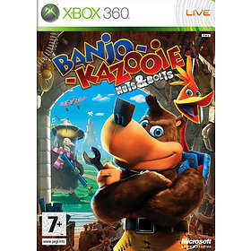 Banjo-Kazooie: Nuts and Bolts - Xbox 360