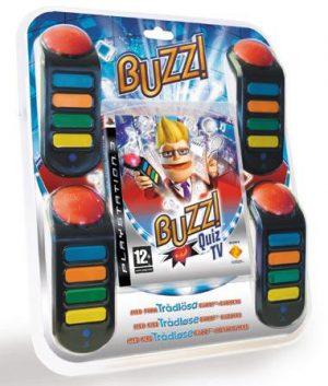 Buzz! Buzzers - PS3