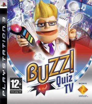 Buzz! Quiz TV - PS3