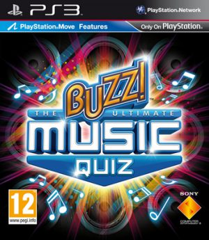 Buzz! The Ultimate Music Quiz - PS3