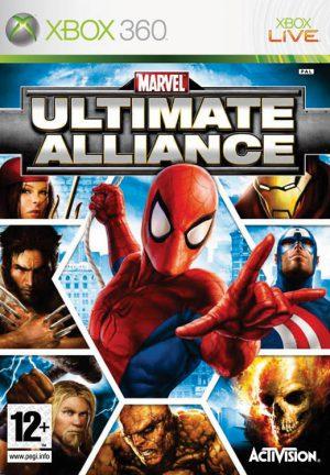 Marvel Ultimate Alliance - Xbox 360