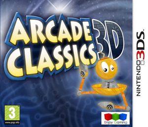 arcade classics 3d - Nintendo 3DS