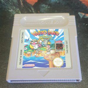 Super Mario Bros 3: Wario land Gameboy