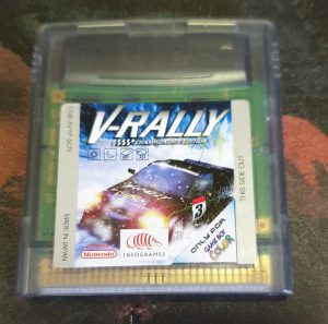 V-Rally: Championship Edition - SCN - Game Boy Color