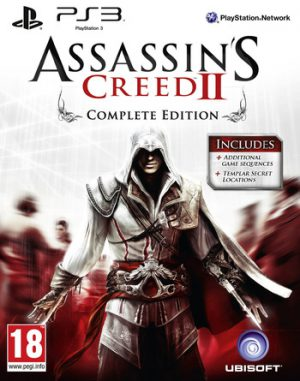 Assassins Creed II: Complete Edition - PS3