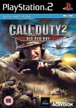 Call of duty 2: Big red one - PS2