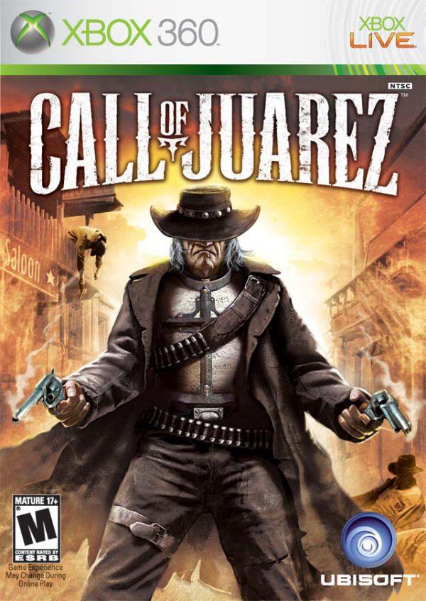 Call of Juarez - NTSC - Xbox 360