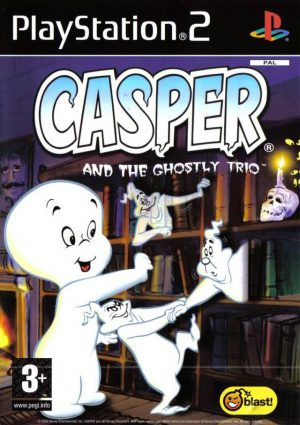 Casper and the Ghostly Trio - PS2