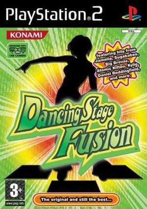 Dancing Stage: Fusion - PS2