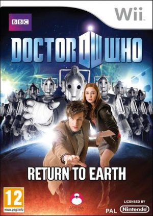 Doctor Who: Return to Earth - Nintendo Wii