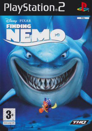 Finding Nemo - PS2