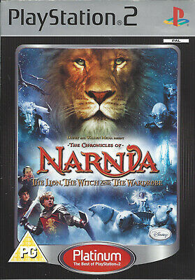 The Chronicles of Narnia: The Lion, The Witch and The Wardrobe - Platinum - PS2