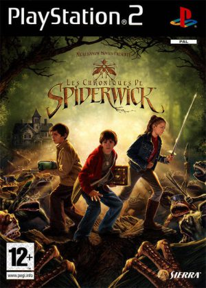 The Spiderwick chronicles -ps2