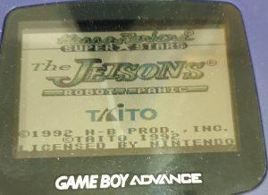The Jetsons: Robot Panic Game boy 01 gp