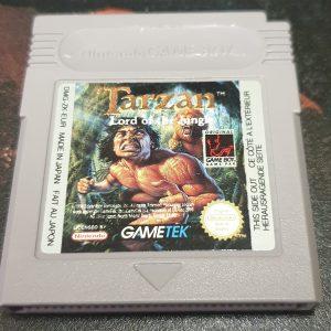 Tarzan: Lord of the Jungle - EUR - Game Boy 01