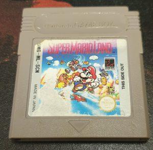 Super Mario Land - SCN - Game Boy 01