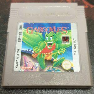 Gargoyles Quest - SCN - Game Boy