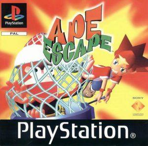 Ape Escape - PS1