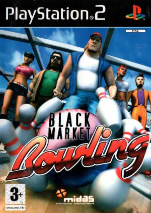 Black Market Bowling - PS2
