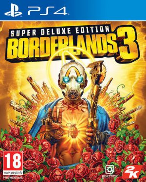 Borderlands 3 - Super Deluxe Edition - PlayStation 4