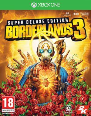 Borderlands 3 - Super Deluxe Edition - Xbox One
