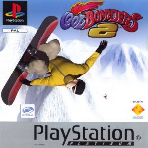 Cool Boarders 2 - Platinum - PS1