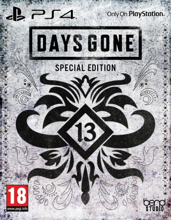 Days Gone - Special Edition - PS4
