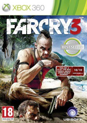 Far cry 3 - Classics - Xbox 360