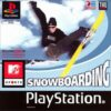 MTV Sports Snowboarding - PS1