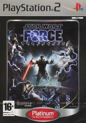 Star Wars: The Force Unleashed - Platinum - PS2