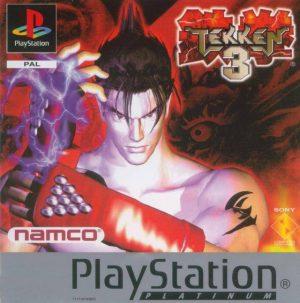 Tekken 3 - Platinum - PS1