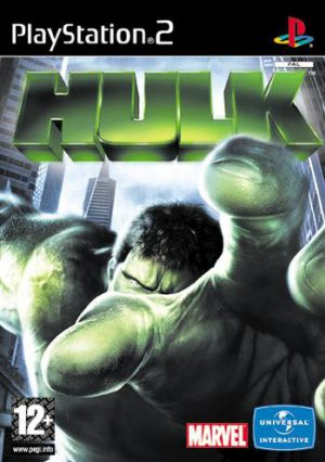The Hulk - Playstation 2