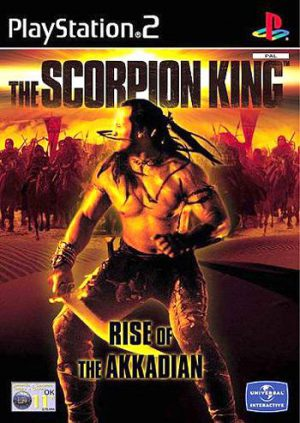 The Scorpion King: Rise of the Akkadian - Playstation 2