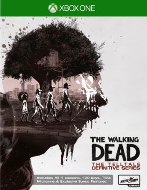 The Walking Dead: the telltale Definitive Series - Xbox One