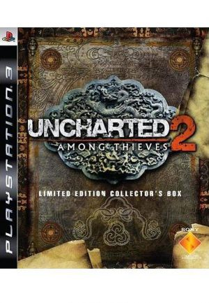 Uncharted 2: Among Thieves - Limited Edition Collector's Box - PS3