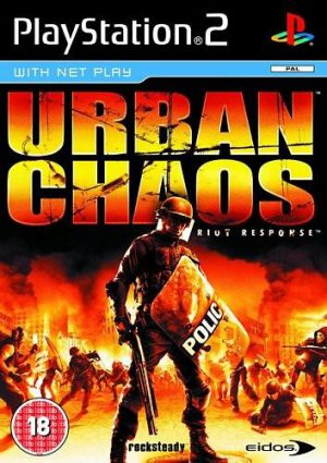 Urban Chaos: Riot Response - Playstation 2