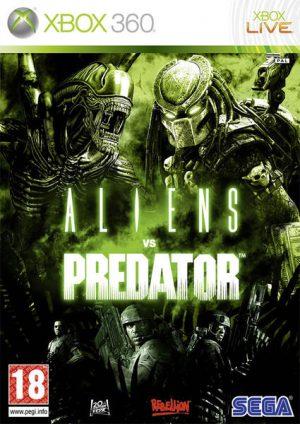 Aliens vs. Predator - Xbox 360