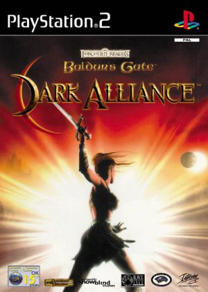 Baldur´s Gate: Dark Alliance - Playstation 2