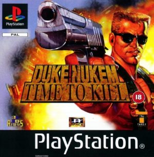 Duke Nukem: Time to Kill - Playstation 1
